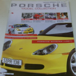 DeAGOSTINI Porsche Model Collection Magazine #3 Porsche Boxster 1997